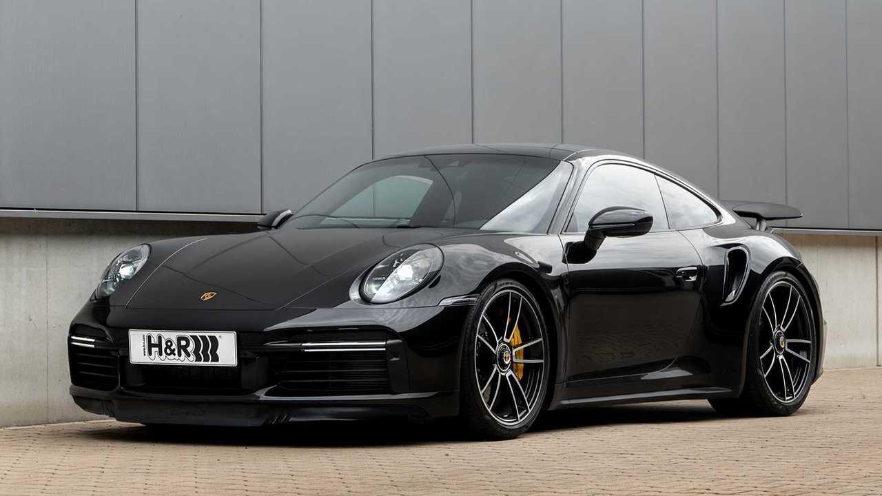 H&R Porsche 911 Turbo (2020)