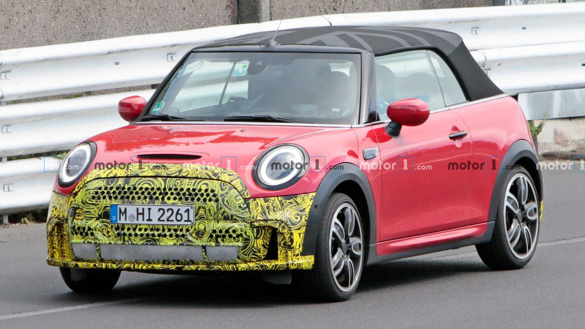 2020 Mini Cooper Convertible S First Drive