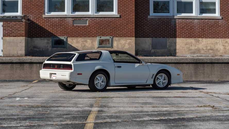 This Pontiac prototype is the most practical Trans Am ever
