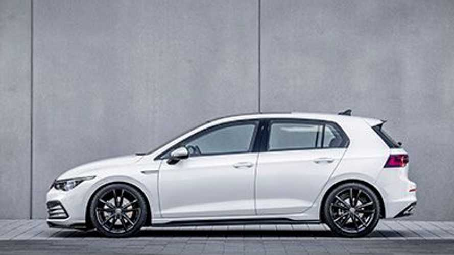 Oettinger VW Golf 8 Aerodynamik-Paket