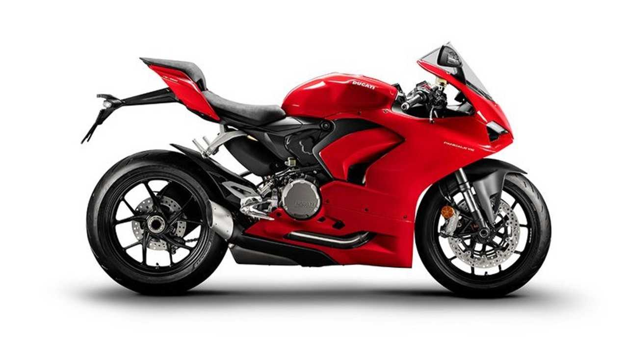 The Ducati Panigale V2 Is Coming To India