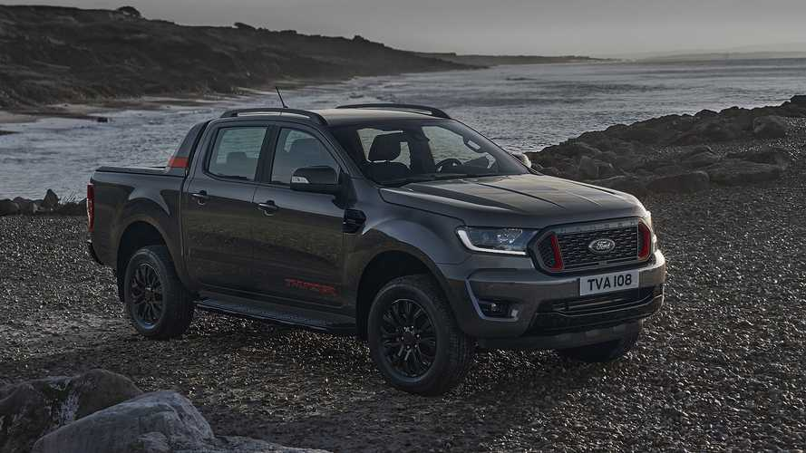 Ford Ranger Thunder, speciale quanto serve