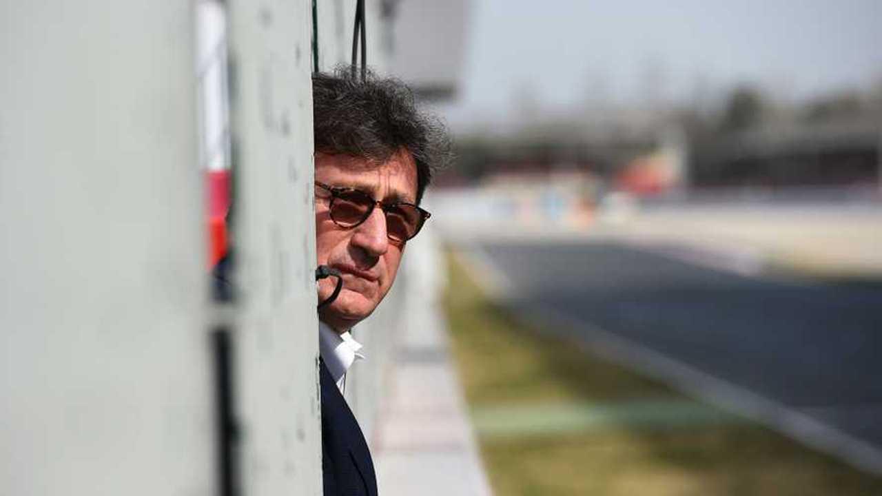 Louis Camilleri, PDG de Ferrari