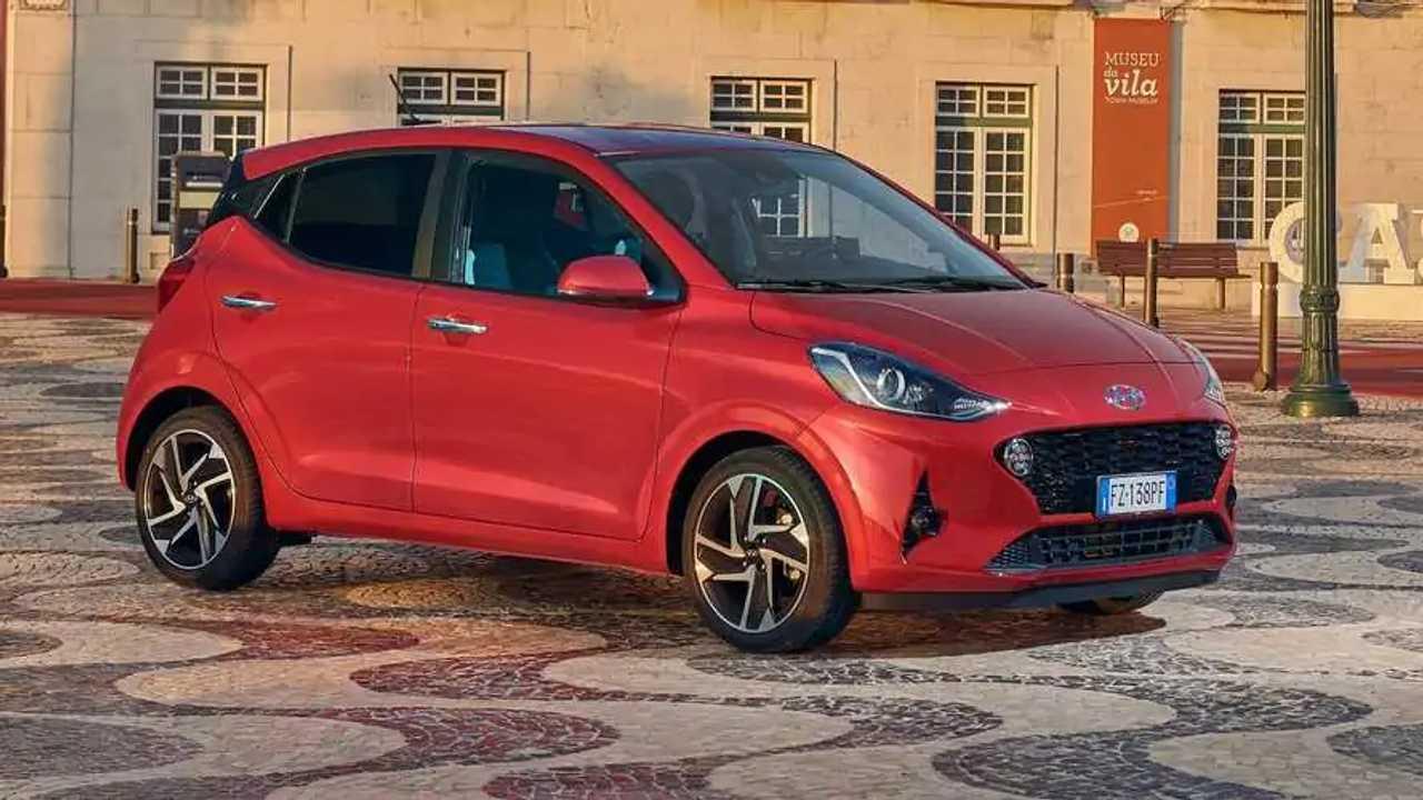 Hyundai i10 - 10 790 €