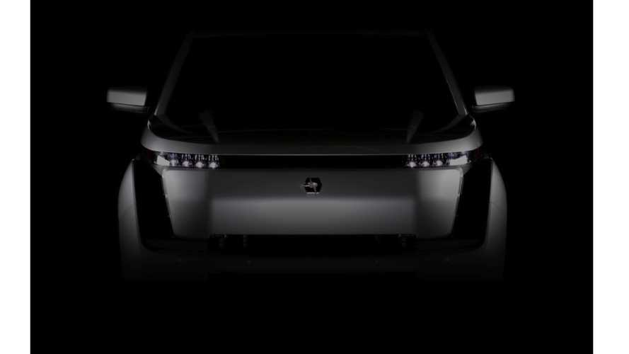 Lordstown Motors Teases Endurance Pickup Truck: Shows Interior Sketches