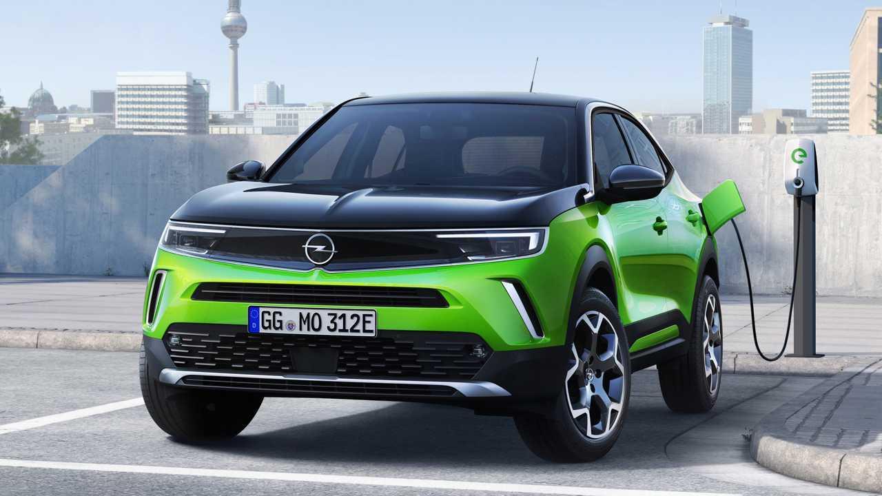 Opel Mokka-e (ab Anfang 2021)