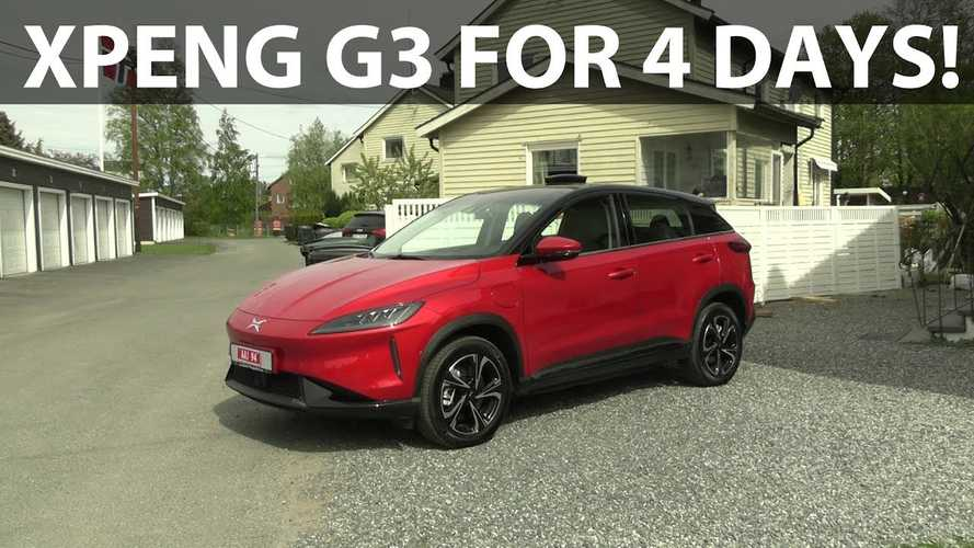 Is The Cheaper Xpeng G3 Actually Better Than A Tesla?