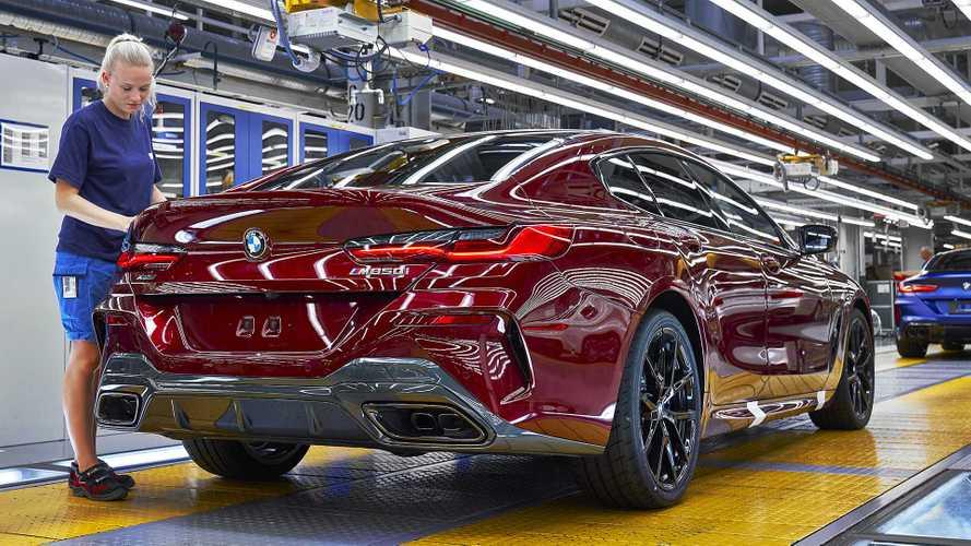 BMW si prepara a tagliare 10.000 posti di lavoro in Germania
