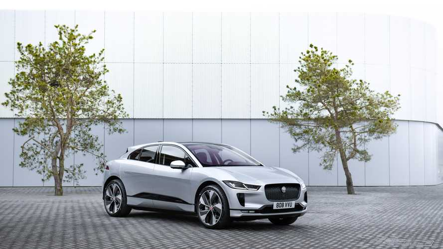Обновленный Jaguar I-Pace подорожал в России на 400 тысяч рублей