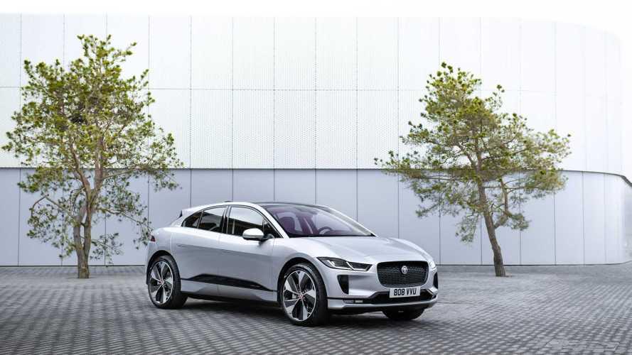 Jaguar I-PACE 2020: carga con mayor rapidez
