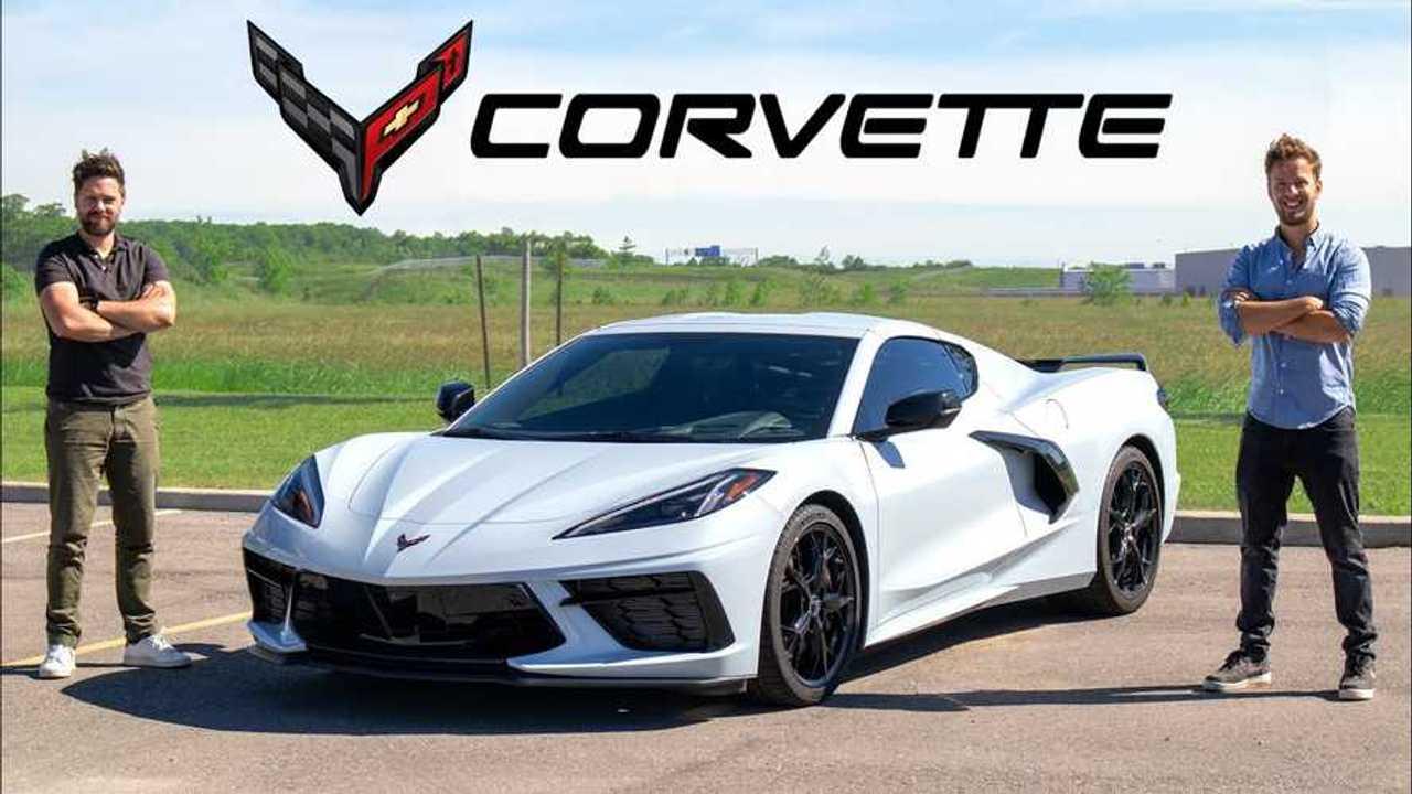 Chevrolet Corvette C8 teszt