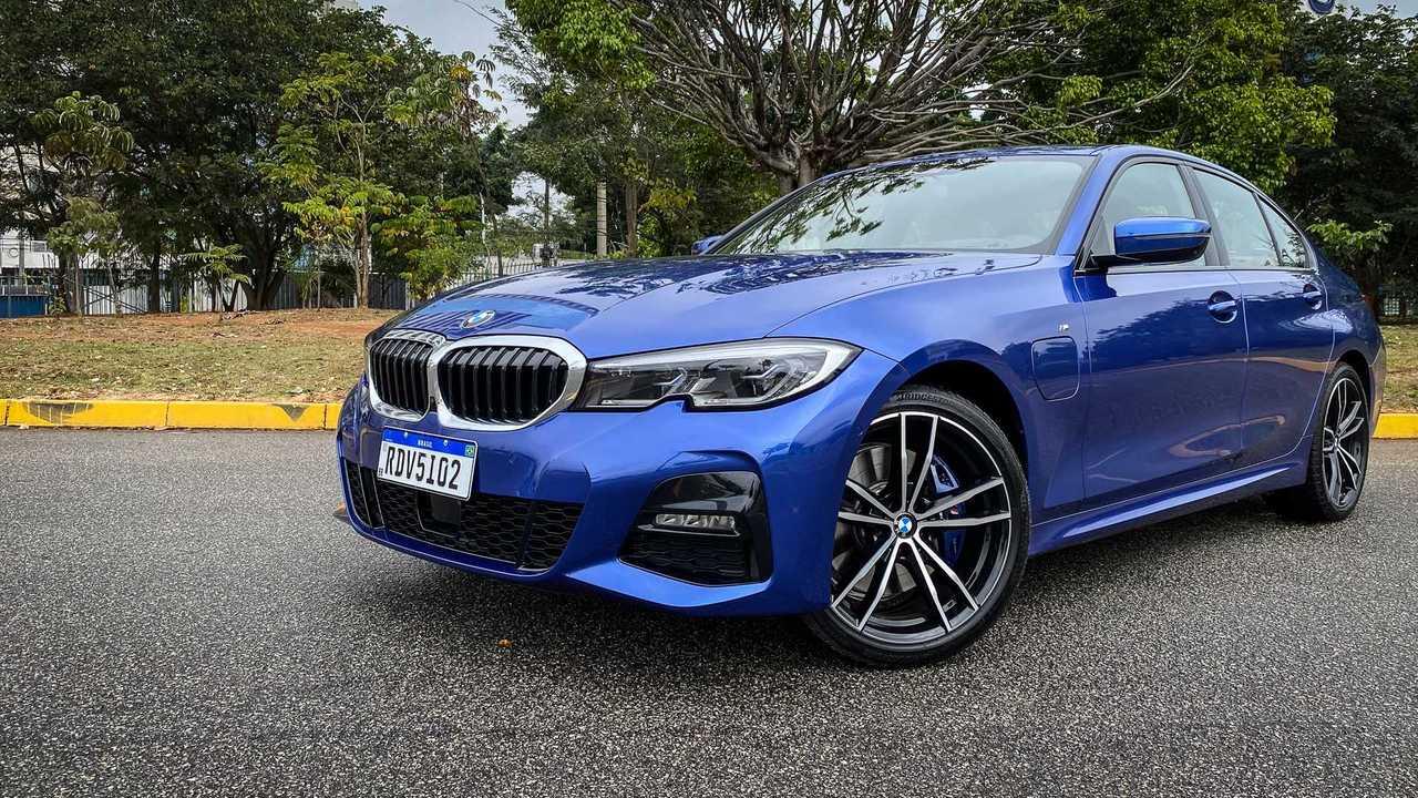 BMW 330e (Teste BR)