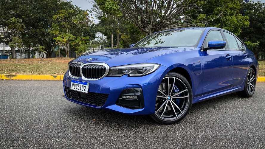 Teste: BMW 330e Hybrid tem eficiência (e desempenho) para tirar o brilho do 330i