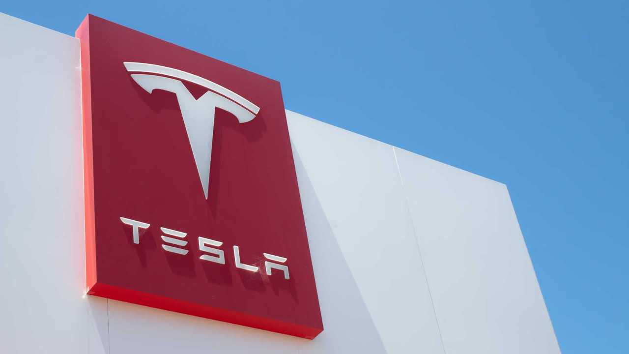Logo Tesla