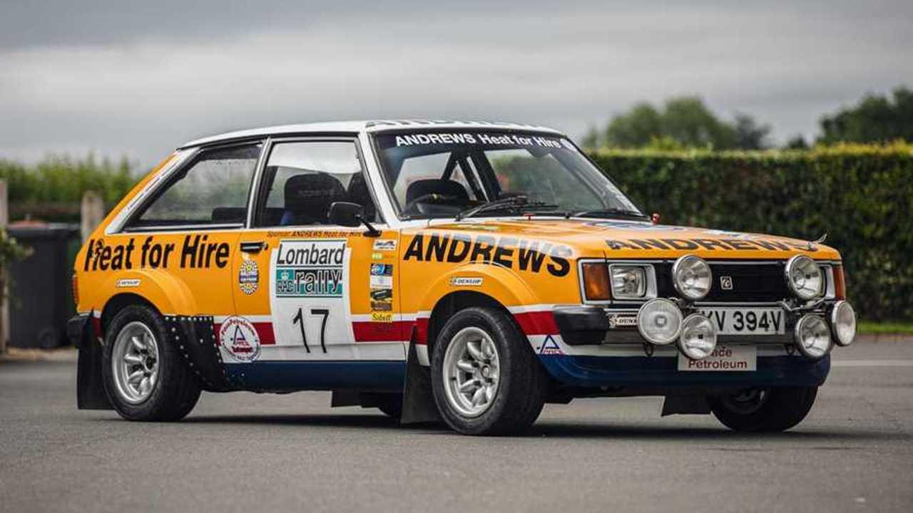 1980 Talbot Lotus Sunbeam