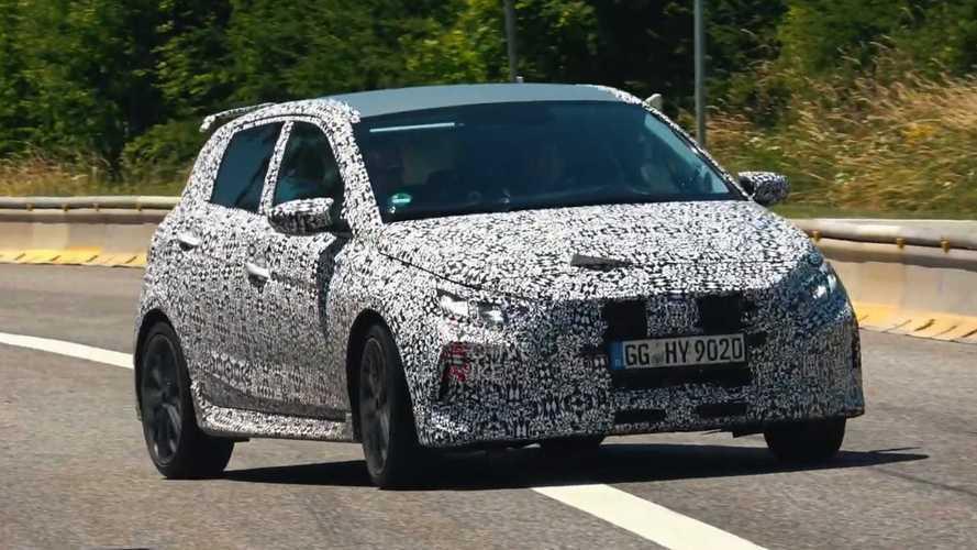 Vídeo: el Hyundai i20 N 2020, desatado en Nürburgring