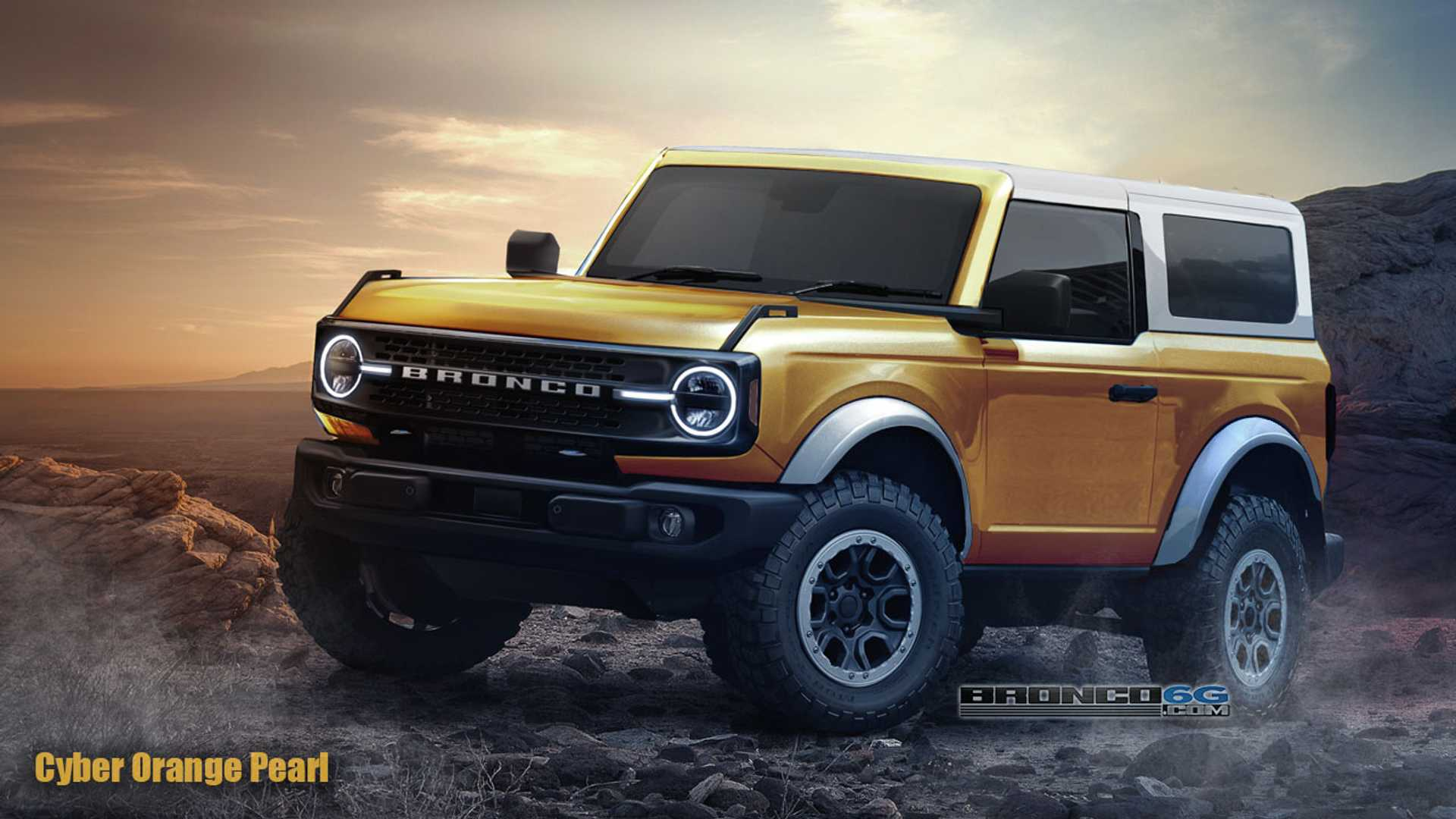 Ford Bronco GOAT Mode Is A Real Thing, Exec Confirms