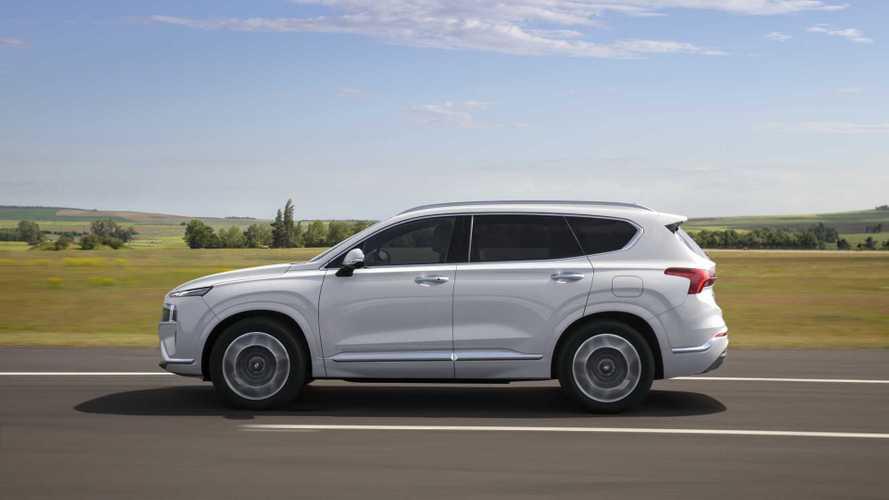 Hyundai Announces New Details For 2021 Santa Fe PHEV