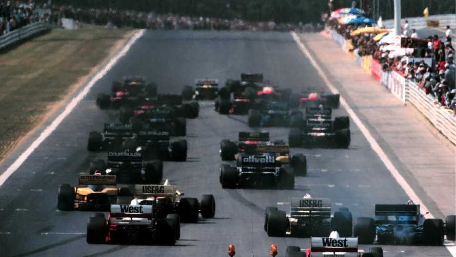 F1 steps into the unknown: Hungary's first visit in 1986
