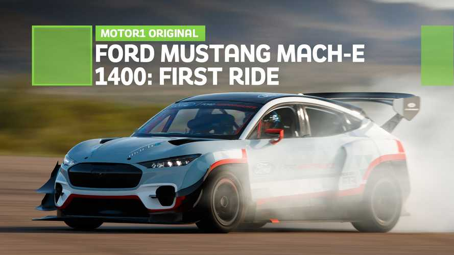 Ford Mustang Mach-E 1400 First Ride: Here To Terrify And Educate