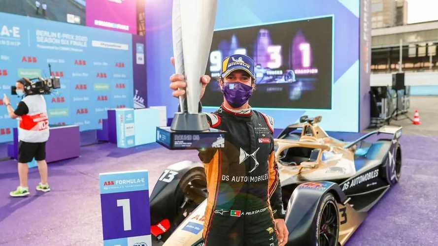 Chi è Antonio Felix Da Costa, il nuovo Campione Formula E?