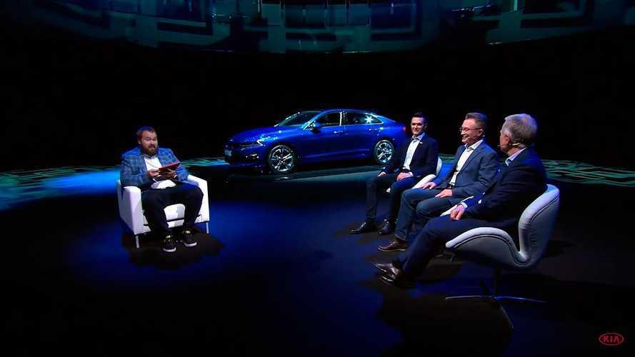 Артемий Лебедев похвалил дизайн новой Kia K5 для России