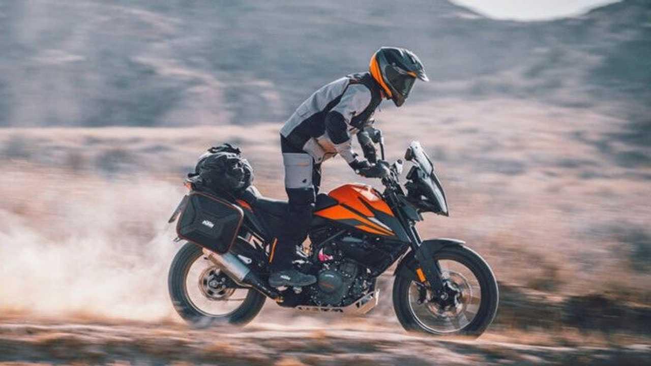 KTM 390 Adventure Accessories