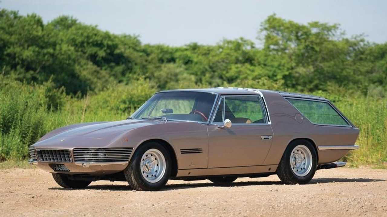 Classics for sale: one-off 1965 Ferrari 330 GT 2+2 Shooting Brake