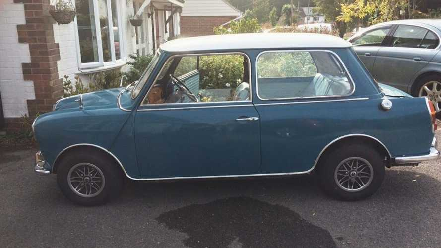 1973 Riley Elf MK3 for sale: The quirky Mini saloon