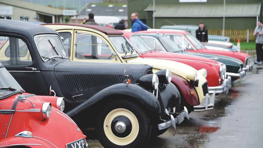Working on a project? Visit the Classic Vehicle Restoration Show