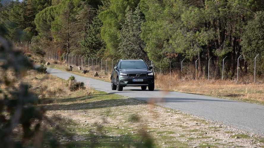 Prueba Volvo XC40 Inscription T3 2020
