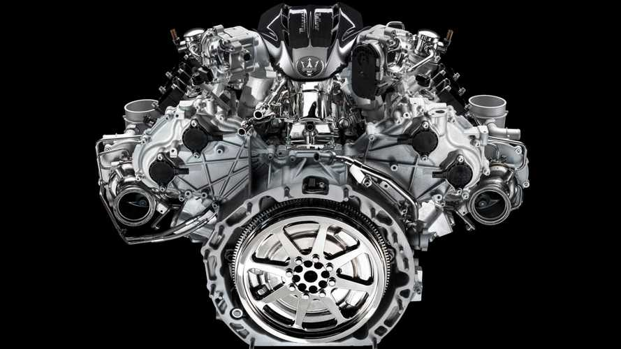 Ya conocemos el motor Nettuno del Maserati MC20