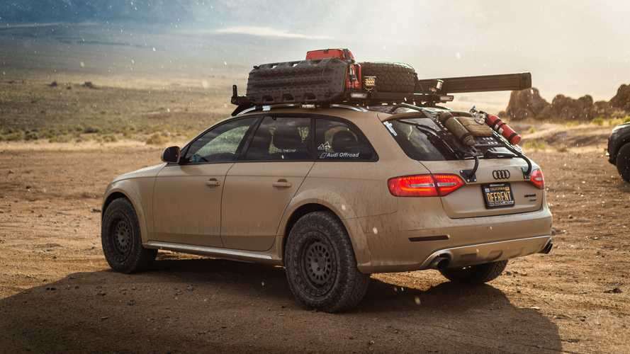Audi A4 Allroad Overlander By Gene Pascua