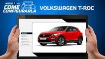 volkswagen t roc configuratore 2020