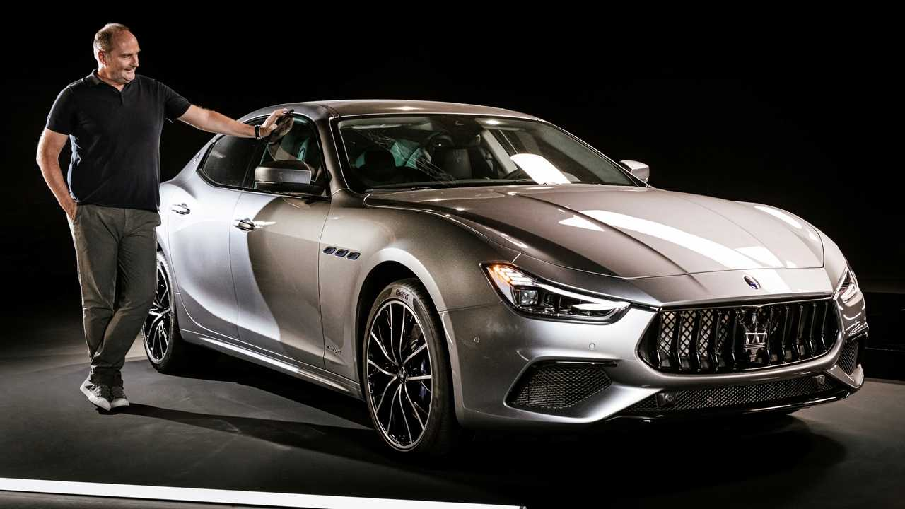 2021 Maserati Ghibli Hybrid - 5093393