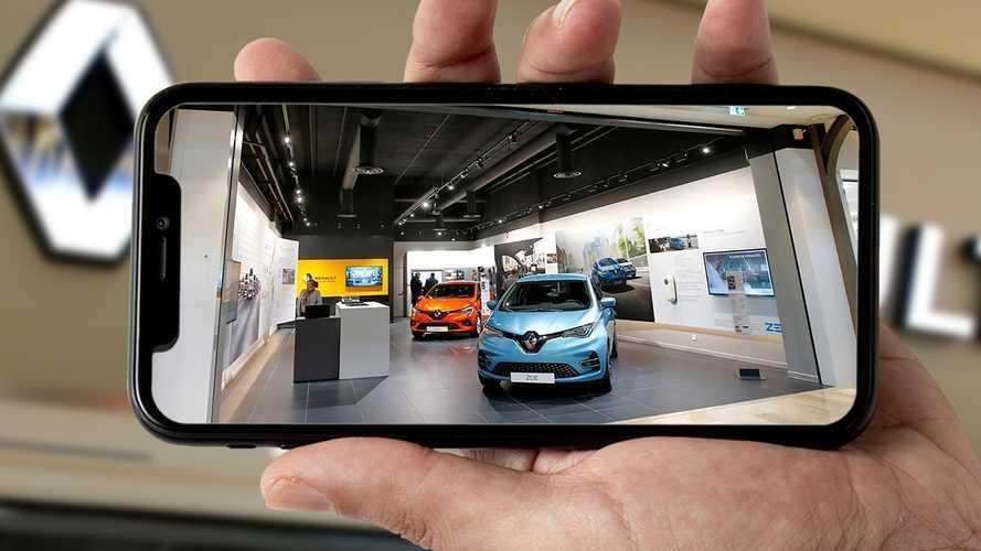 In Renault acquisto e assistenza sono sempre più digitali