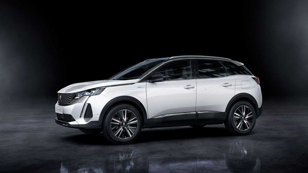 Peugeot 3008 restyling (2020)