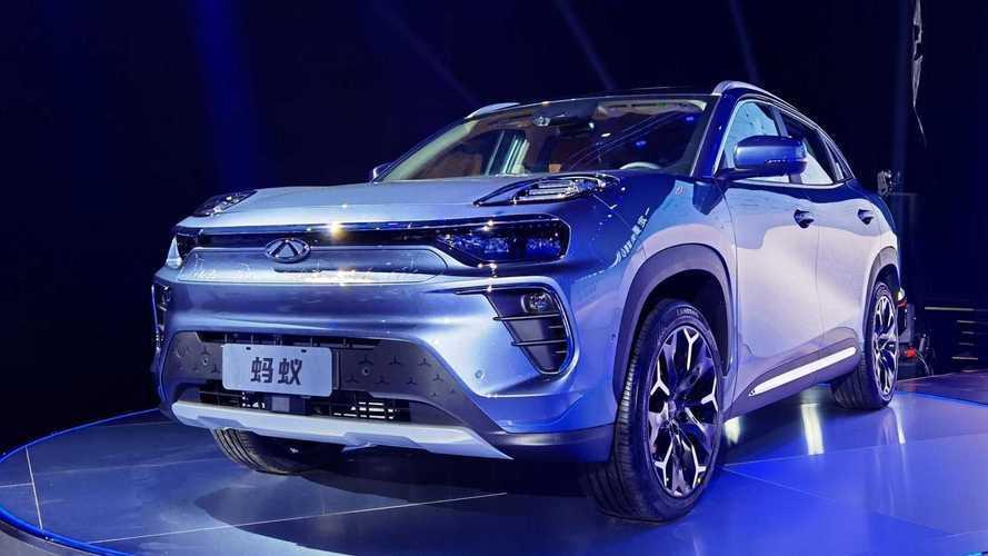 Chery eQ5: 1º (e moderno) SUV elétrico da marca começa a ser vendido