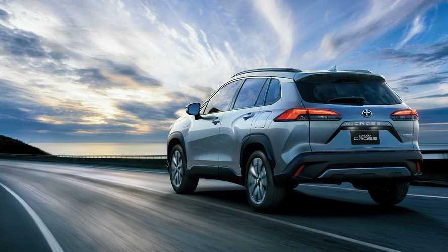 ¿Pagarías 26.000 euros por el Toyota Corolla Cross 2021?