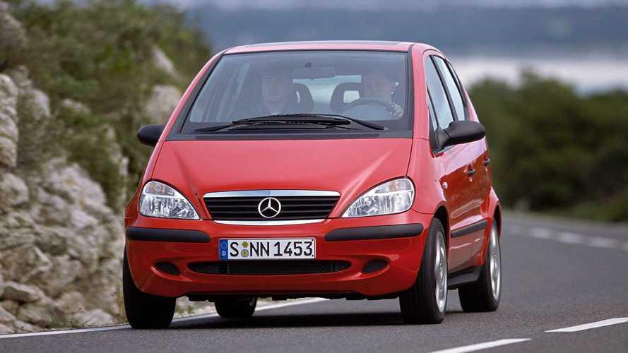 Mercedes A-Klasse (1997-2004): Klassiker der Zukunft?