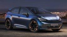 Cupra el-Born (2021): Seat macht den VW ID.3 zum GTI