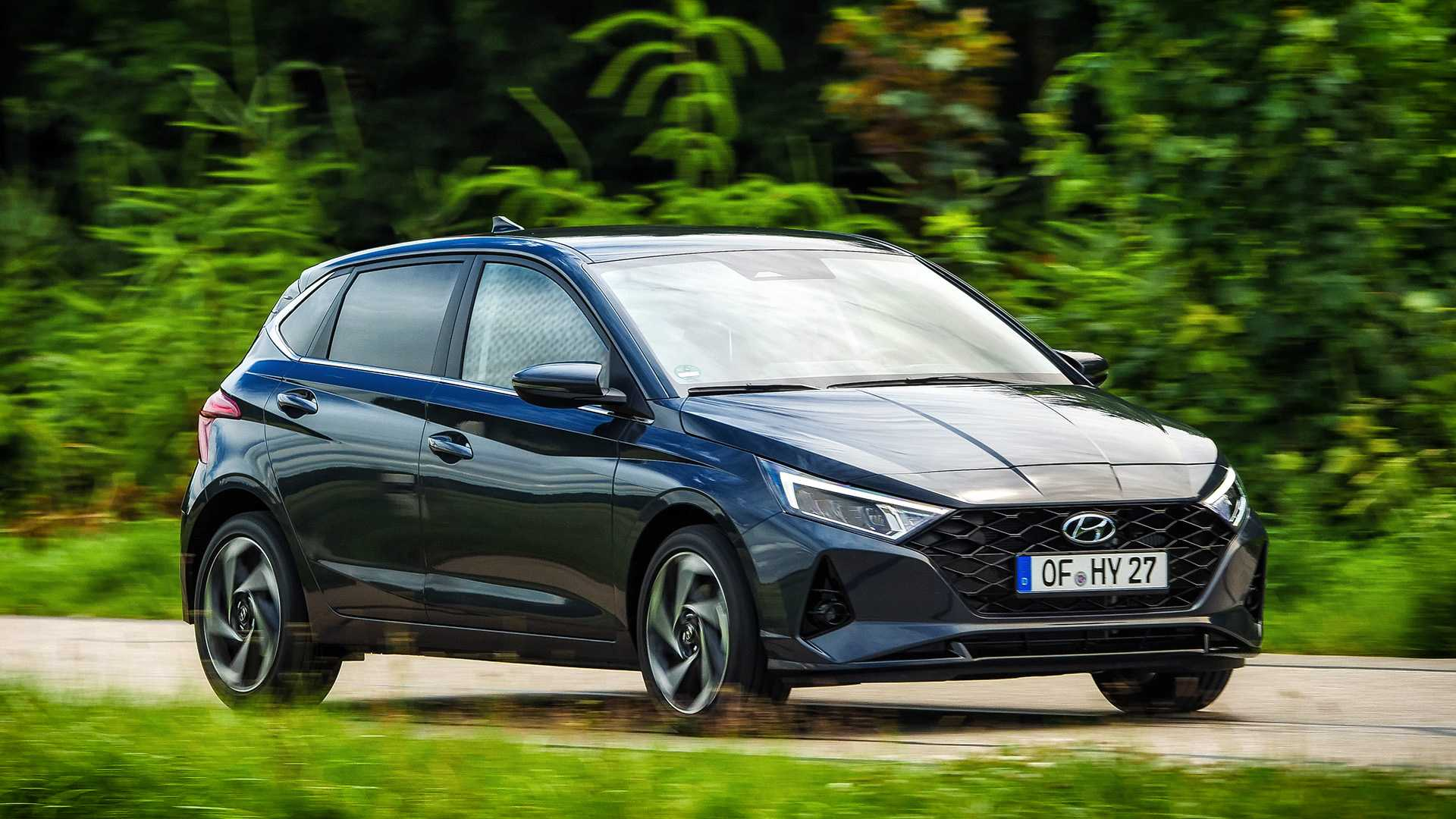 2020 Hyundai i20 test fotoğrafları