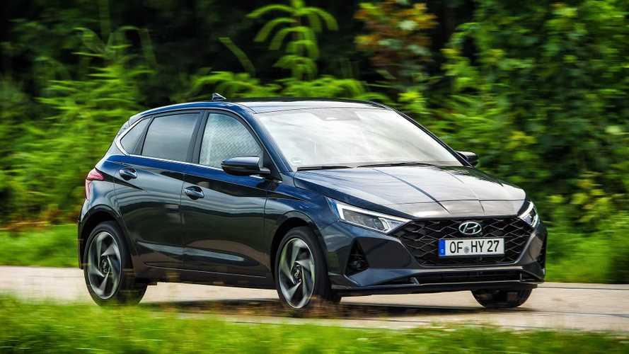 2020 Hyundai i20 İlk Sürüş: Lüksün kompakt hâli