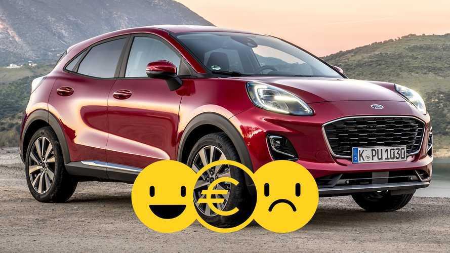Promozione Ford Puma Hybrid, perché conviene e perché no