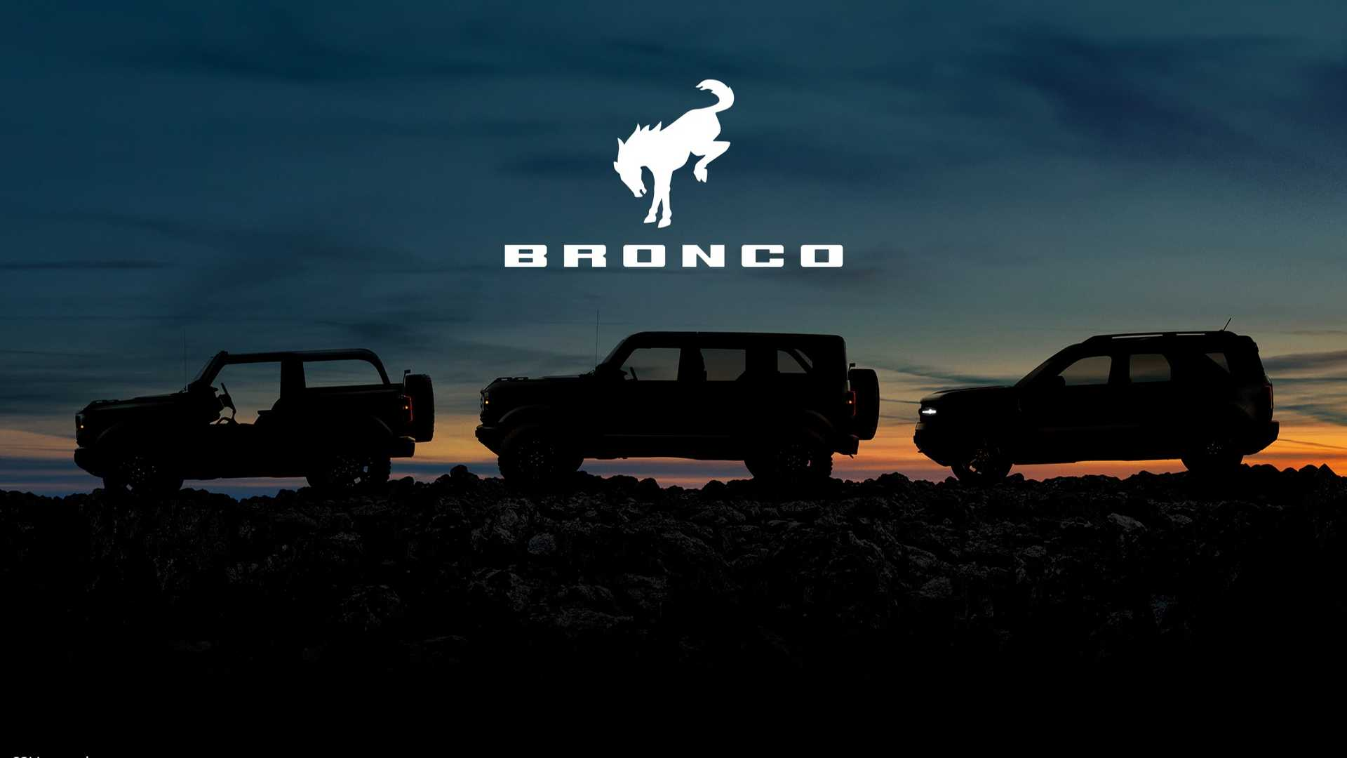 2017 Ford Bronco >> 2021 Ford Bronco Reveal: See The Livestream Today