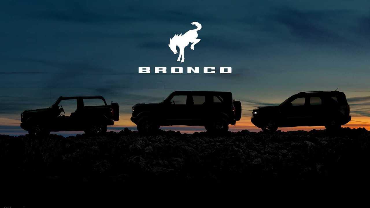 2021 Ford Bronco teaser image