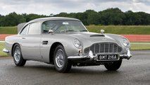 Aston Martin DB5 Goldfinger Continuation Car: Das erste Auto ist fertig