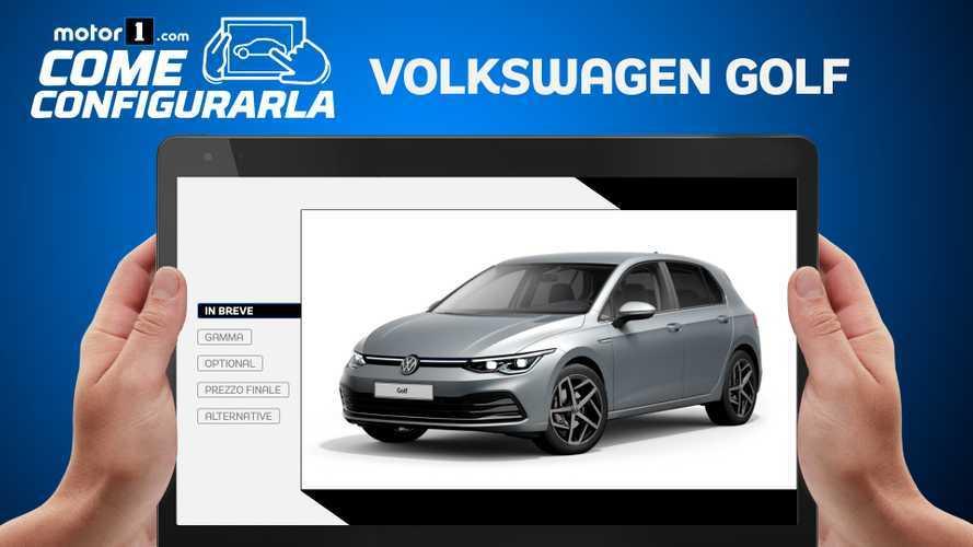Volkswagen Golf 8, le nostre scelte sul 1.5 TSI 130 CV e sul 2.0 TDI 115 CV