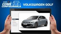 volkswagen golf 8 configuratore come configurarla 2020