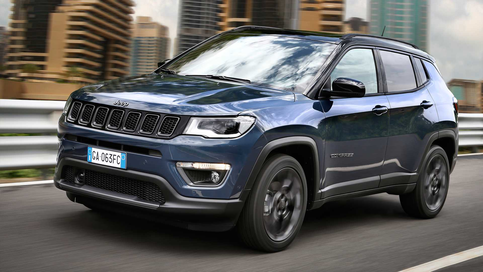Specs and Review 2021 Jeep Compass